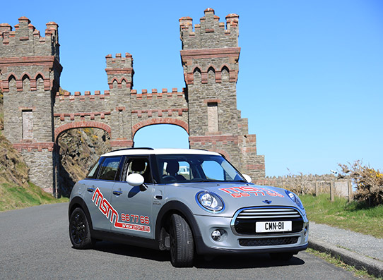 Learn to drive with Manx School of Motoring