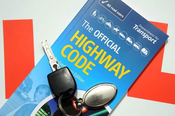 Highway Code Isle of Man